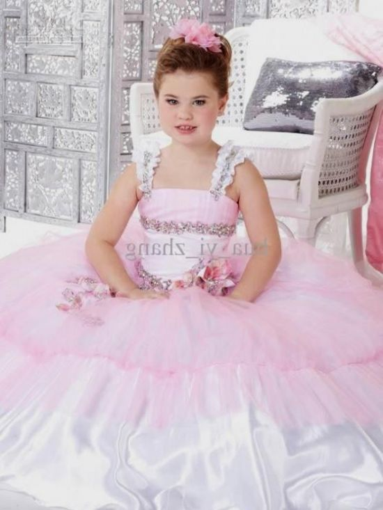 pink party dresses for kids 2016-2017 | B2B Fashion