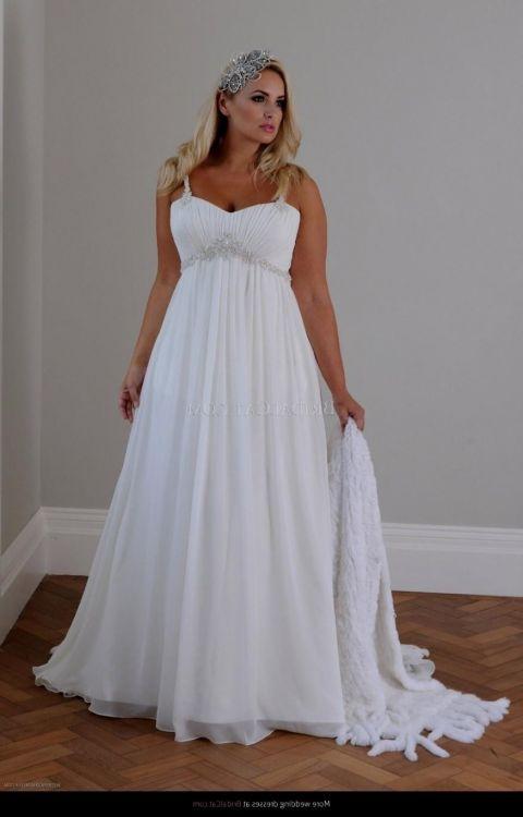 Plus Size Beach Wedding Dresses Looks B2b Fashion,Dip Dye Wedding Dress Blue