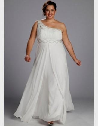 Plus Size Beach Wedding Dresses 2016 2017