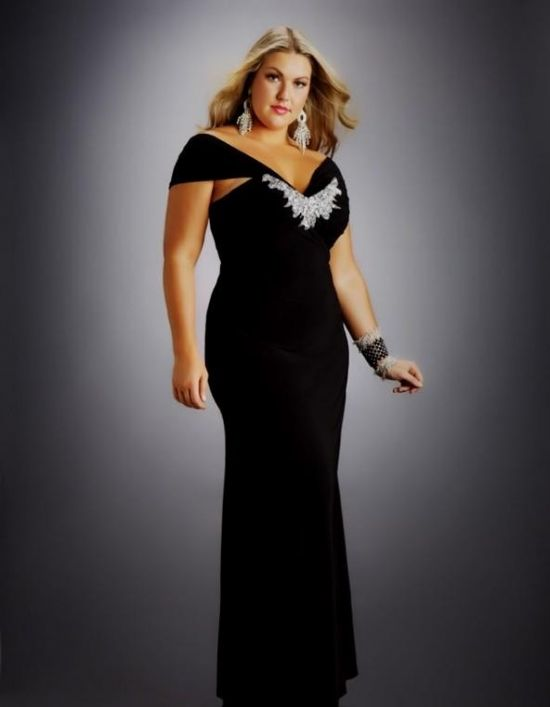 Plus size black wedding dresses 2016 2017 b2b fashion for Plus size black dresses for weddings