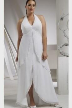 465cd47f0cd5 Plus Size Casual Beach Wedding Dresses - Wedding Dresses ...