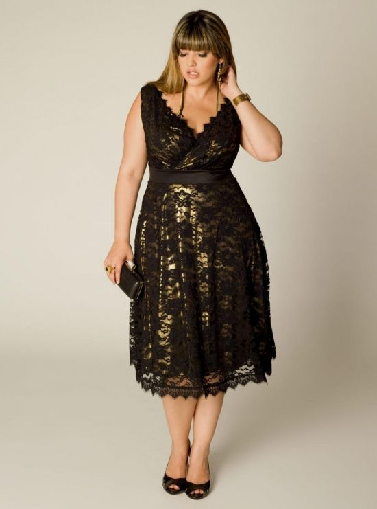 970f96c9074 On-trend plus size dresses for going out