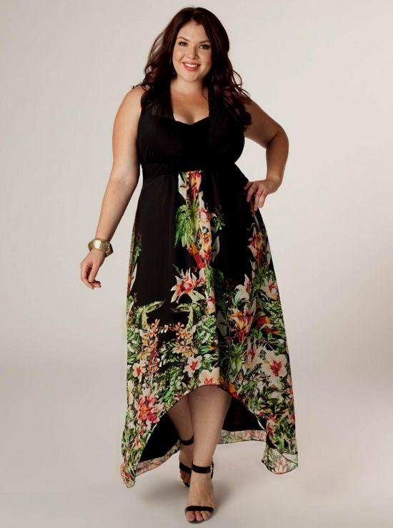 Plus Size Casual Summer Dresses Looks B2b Fashion