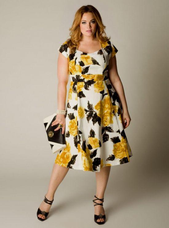 plus size casual summer dresses looks | B2B Fashion