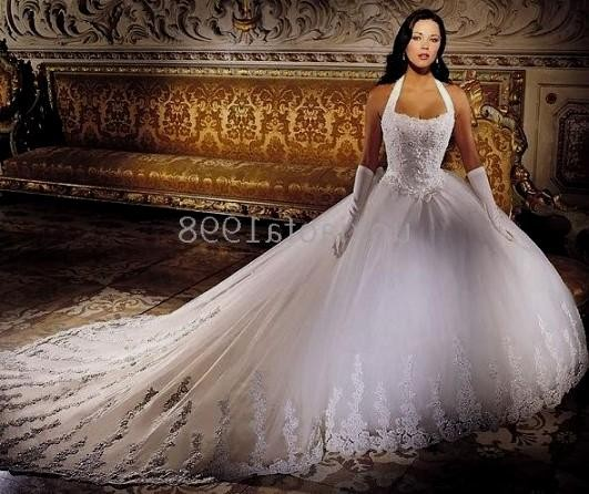 Plus Size Cinderella Wedding Dresses 2017 B2b Fashion