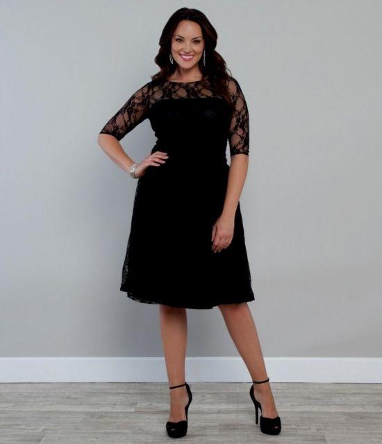 Plus Size Cocktail Dresses For Weddings 2016 2017 B2b Fashion