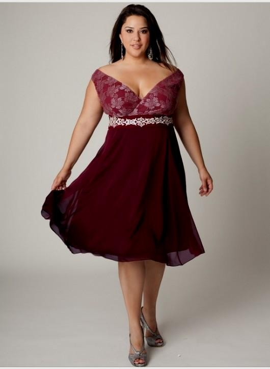 Plus Size Cocktail Dresses For Weddings 2016 2017 B2b