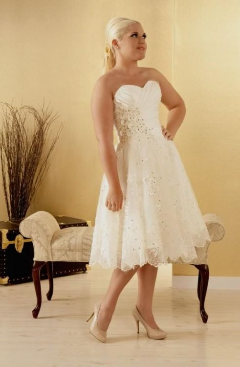 Plus size country wedding dresses