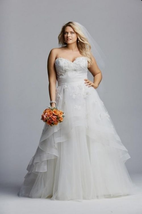 Plus Size Country Wedding Dresses Looks B2b Fashion