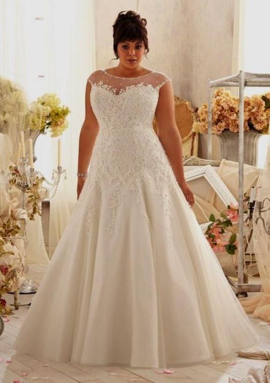 Plus Size Country Wedding Dresses Looks B2B Fashion