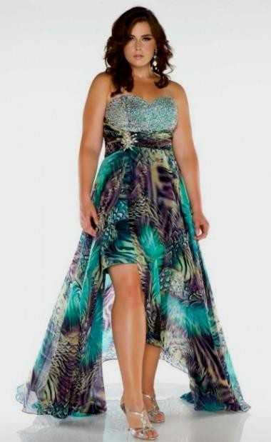 plus size high low dresses 2016-2017 | B2B Fashion