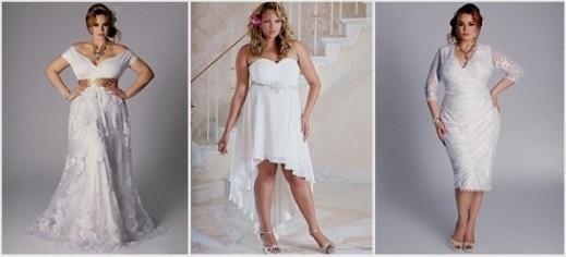 Size High Low Dress