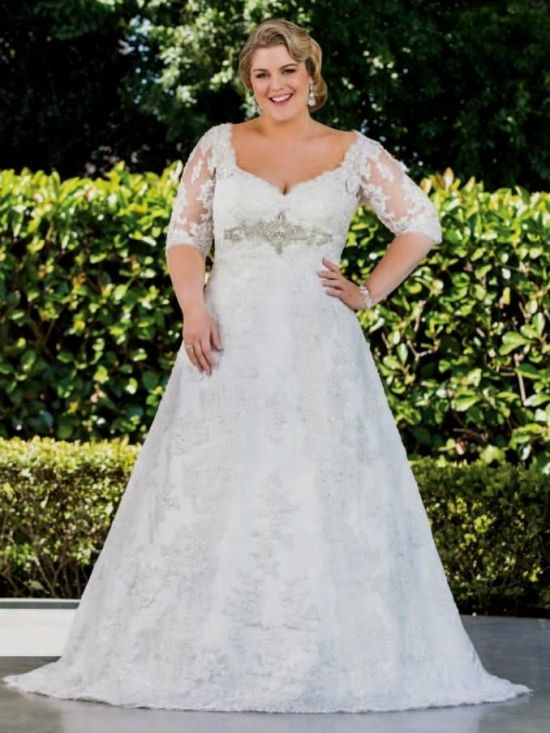 plus size wedding dresses with sleeves or jackets plus size wedding dress lace sleeves eligent prom dresses 6692