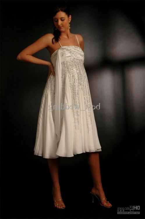 d278f407d49 You can share these plus size maternity wedding dresses on Facebook