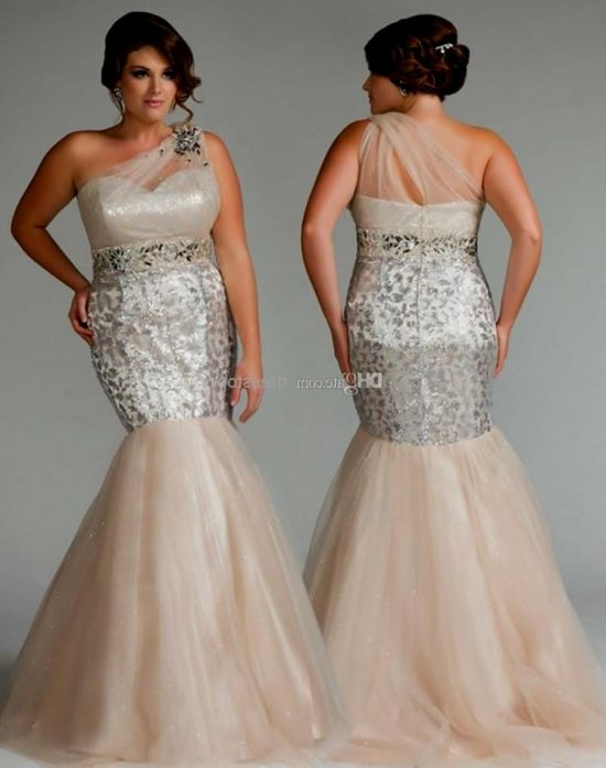 Plus Size Mermaid Prom Dresses Looks B2b Fashion