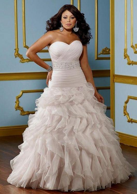 Affordable Mermaid Style Wedding Dresses : Plus size mermaid style wedding dresses  ? b