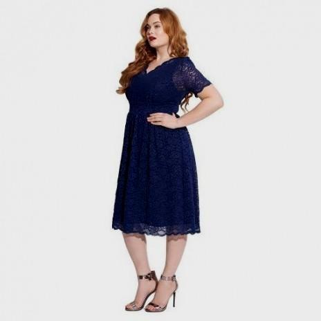 Plus Size Dresses Navy Blue