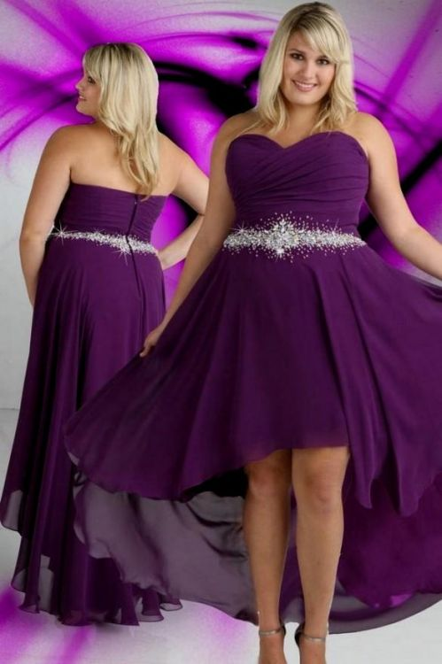 Plus Size Plum Bridesmaid Dresses – Fashion dresses