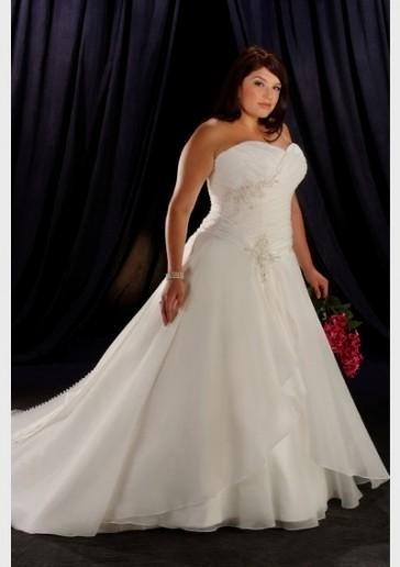 Plus Size Princess Wedding Dresses 2016 2017 B2b Fashion