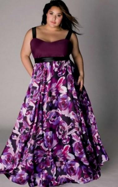 plus size purple summer dresses 2016-2017 » B2B Fashion