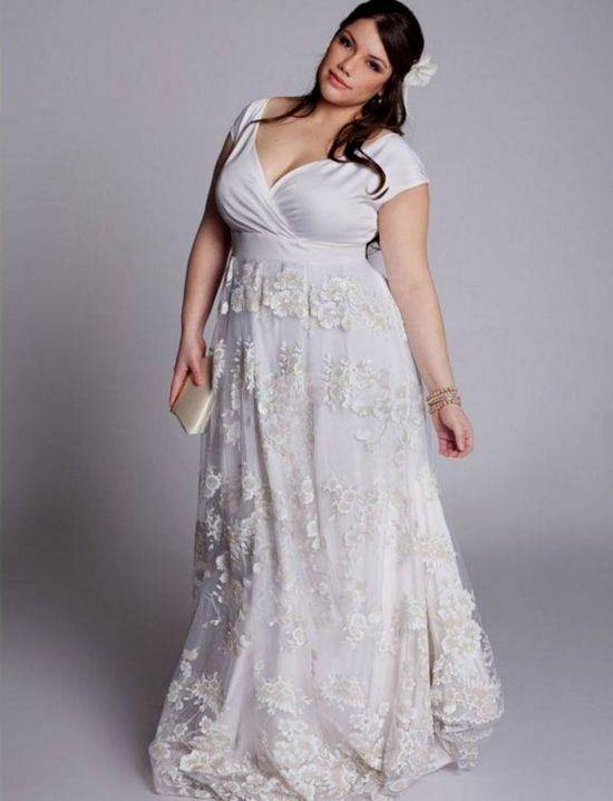 plus size red lace wedding dress 2016-2017   B2B Fashion