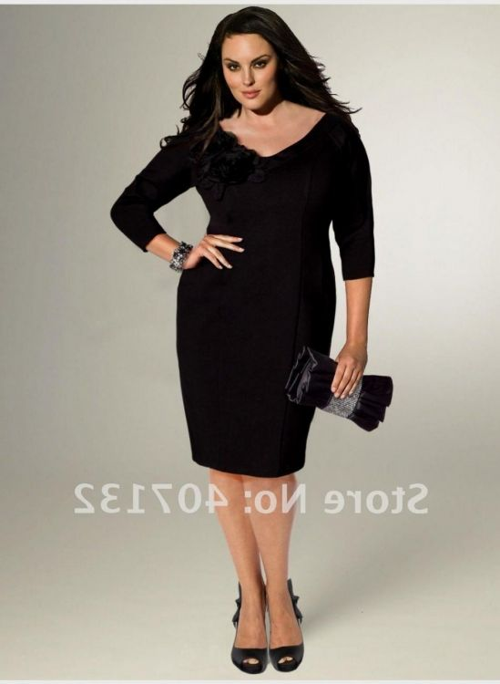 You can share these plus size semi formal dresses with sleeves on Facebook 416127a5f