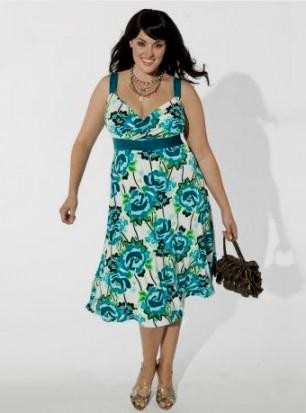 plus size short summer dresses 2016-2017 » B2B Fashion