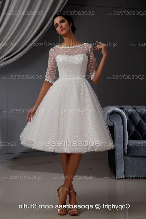 Plus size short wedding dresses with sleeves 2016 2017 b2b fashion plus size short wedding dresses with sleeves 2016 2017 junglespirit Gallery