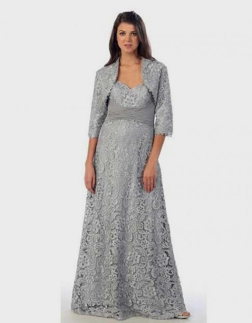 plus size silver mother of the bride dresses 2016-2017 » B2B Fashion