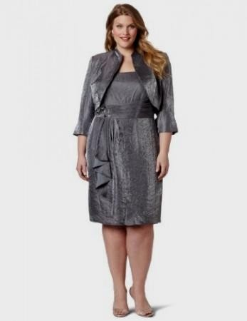 plus size silver mother of the bride dresses 2016 2017