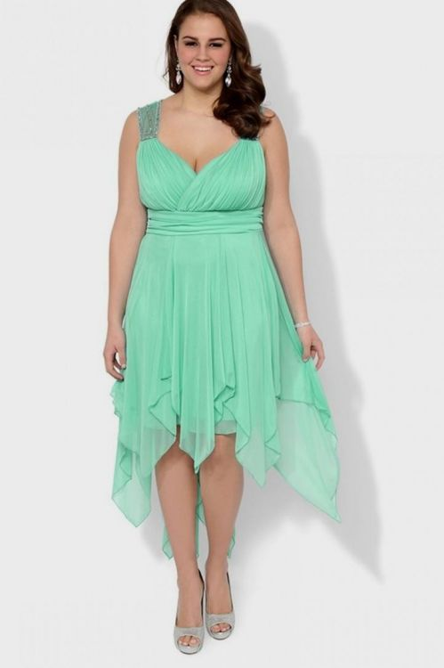 high low spring dresses - photo #7