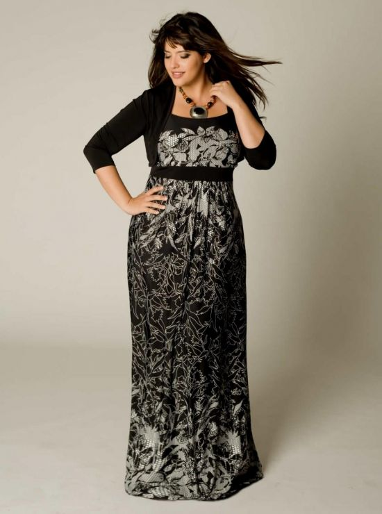 Plus Size Maxi Dreses For Sumer Weding 029 - Plus Size Maxi Dreses For Sumer Weding