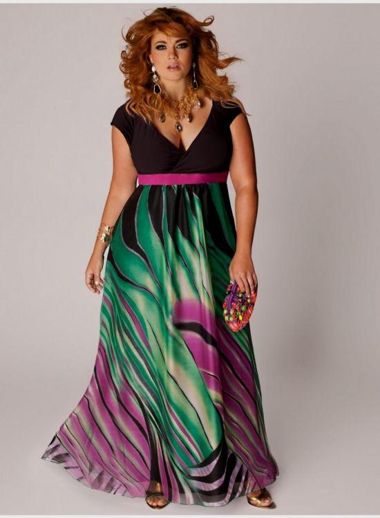 Plus size summer maxi dresses 2016 2017 b2b fashion for Plus size maxi dresses for summer wedding