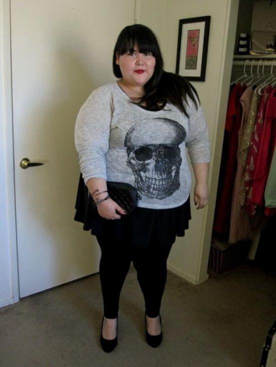 Plus Size Sweater Dress With Leggings 2016 2017 B2b Fashion
