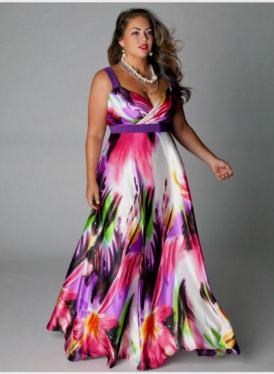 plus size tropical dresses 2016-2017 » B2B Fashion