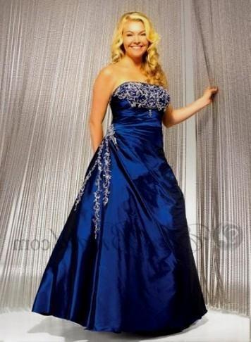 plus size wedding dresses with blue 2016-2017 » B2B Fashion