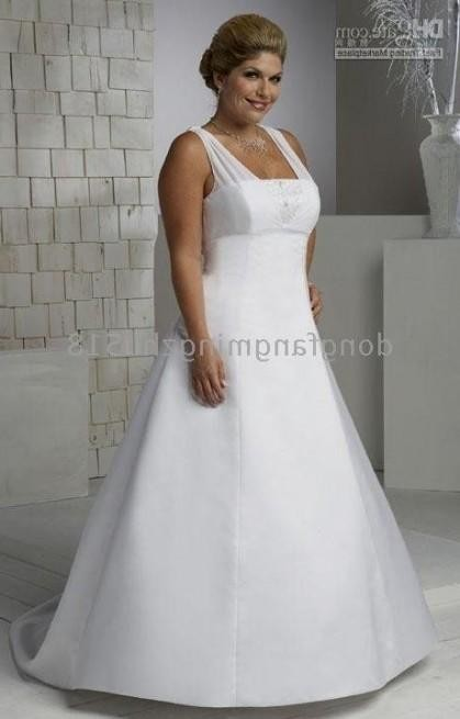 plus size wedding dresses with color accents 2016-2017   B2B Fashion
