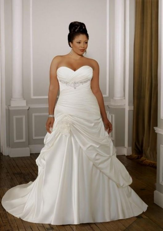 plus size wedding dresses with lace back 20162017 b2b