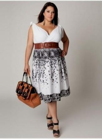plus size western dresses looks | B2B Fashion