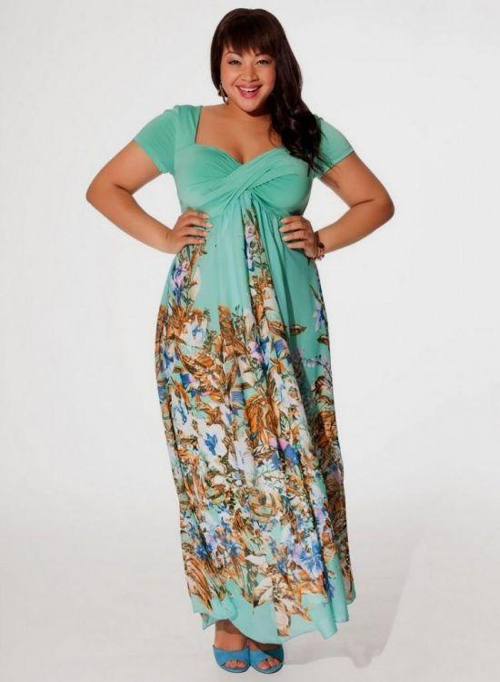 plus size western dresses looks | B2B Fashion