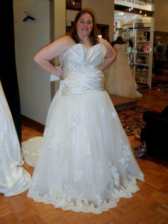 Plus Size Western Wedding Dresses