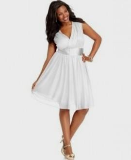 plus size white club dresses 2016-2017 | B2B Fashion