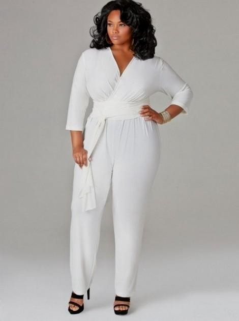 Plus Size White Club Dresses Looks B2b Fashion