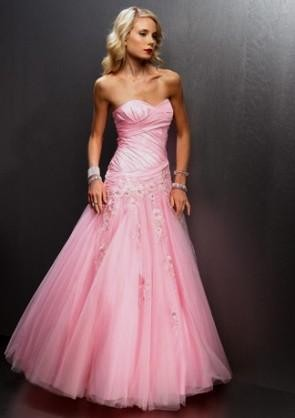 pretty pink prom dresses 2016-2017 » B2B Fashion