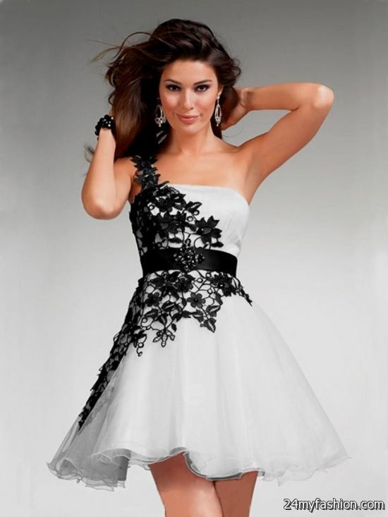 Pretty Short Prom Dresses - Ocodea.com