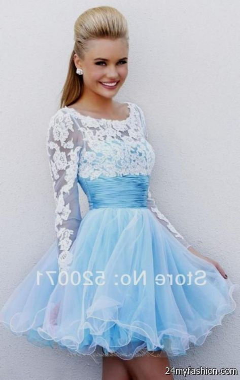 Pretty Prom Dresses Short - Ocodea.com