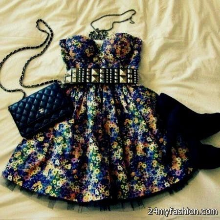 pretty teenage dresses tumblr 2016-2017 » B2B Fashion