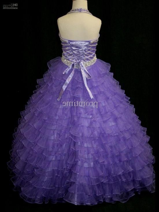 Prom Dresses For Kids Age 11 12 Looks B2b Fashion