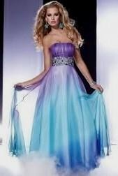 Browse Our Beautiful Collection Of Long Prom Dresses And Short You Can Share These Purple Light Blue Bridesmaid