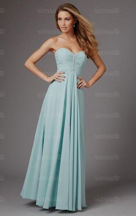 Purple And Light Blue Bridesmaid Dresses Looks B2b Fashion